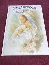 My Baby Book - Catholic Baby Book / Records - NEW.