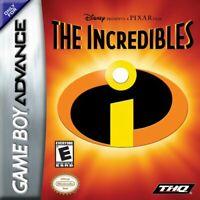 The Incredibles - Nintendo Game Boy Advance