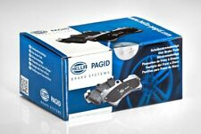 HELLA Pagid Brake Pad Set Rear T1976 fits Audi S3 2.0 Quattro (8V) 210kw