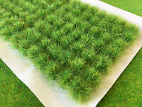 Spring Tall Wild Tufts - Model Railway Scenery Warhammer Bushes Static Grass