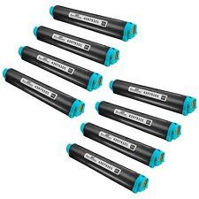 8pk Okidata 43979101 Black Laser Toner MB460, MB470, MB480 MFP, B410, & B410dn