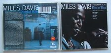 MILES DAVIS (CD)  KIND OF BLUE