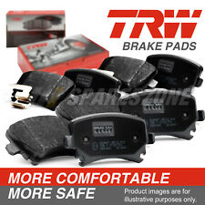 8 Pcs Front + Rear TRW Disc Brake Pads for BMW X3 E83 3.0d 3.0i 08-on