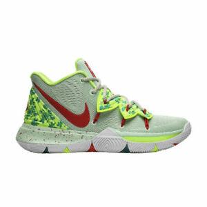 New Men's Kyrie 5 GS 'EYBL' Casual Basketball Shoes Sz 5.5Y CQ2484 300 Rare