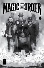 The Magic Order #1 Surprise Comics Exclusive Cover by Olivier Coipel