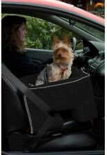 Pet Gear Lookout Booster Car Seat, Removable Comfort Pillow, Safety Tether Inclu