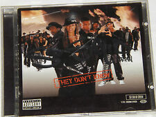 So Solid Crew - They Dont Know [CD]