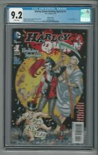 Harley Quinn Holiday Special #1 CGC 9.2 NM- DC Comics The New 52