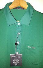 RLX Ralph Lauren Golf Long Sleeve Polo Shirt: Large (NWT)