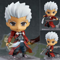 "Fate/Stay Night: Shirou Emiya 4"" PVC Action Figure Model Toy In Box Anime Statue"