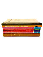 Lot of 8 EXPOSITORY SERMON OUTLINE Books-W.A. CRISWELL/J.Vines/J.Alfred Smith
