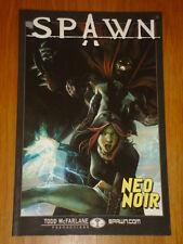 Spawn Neo Noir Mcfarlane HABERLIN imagen grpahic novela 9781582409818