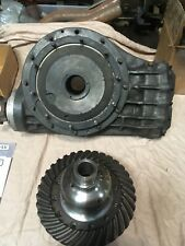 Halibrand Mag Magnesium Champ Roadster QC Quick Change W/ New Limited Slip Diff