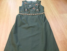 BODEN JEWELLED SHIFT DRESS SIZE 12 LONG BNWOT