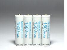 4pcs ETINESAN 3.2V 1500mah lifepo4 1450 AA rechargeable battery toys ect battery