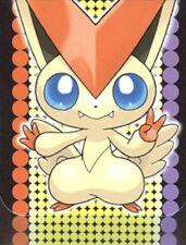 Japanese Pokemon Black & White VICTINI DECK BOX NEW!!