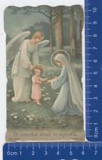 Et crescebat aetate et sapientia - Holy card - 28127