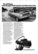 VAUXHALL VIVA GT RETRO A3 POSTER PRINT FROM CLASSIC 60's ADVERT