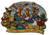 Disney DLRP Once Upon a Dream Parade Series Final Pin