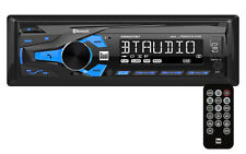 NEW Bluetooth Car Stereo Media Receiver.Audio.MP3.USB Port.Head Unit Amplifier.
