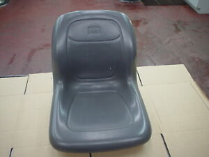 Toro Rider OEM High-Back Seat 19w x 22d x 19h used