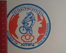 Aufkleber/Sticker: Fiets Cross Knivu (060117112)