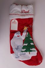Pottery Barn Kids Classic stocking: Bumble Christmas tree monogram needs removed