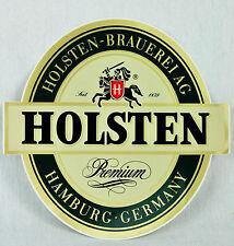 "Holsten Pilsener, XXL Aufkleber ""Premium matt"", Sticker, Hamburg"