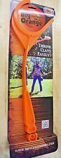 Do all outdoors big clay target thrower orange throw clays easily