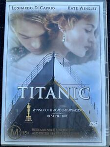 Titanic 📀. Free Postage. Pre-owned.