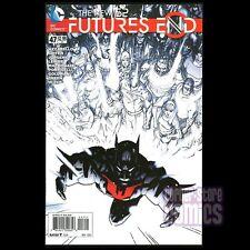 New 52 FUTURES END #47 Tim DRAKE as BATMAN BEYOND 1st Printing DC COMICS!