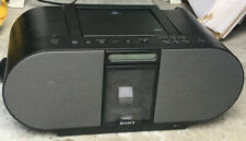 Sony ZS-S4iP 30-Pin iPhone/iPod Portable CD Radio Boombox Speaker Dock