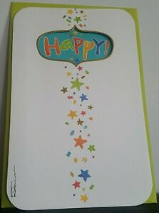 Happy Birthday Card for- Anyone by:  American Greetings