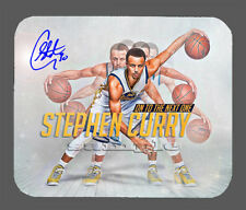 Item#6216 Stephen Curry Golden State Warriors Facsimile Autographed Mouse Pad