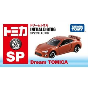 Takara Tomy / Dream Tomica Initial D GT86 / Takumi Fujiwara / 100% Authentic!
