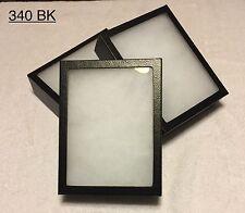 "3-340 Riker Mount Display Case Shadow Box Frame Tray  8"" X 6"" X 2"""