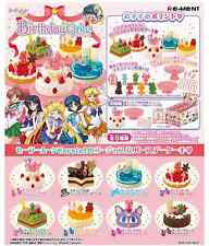 Miniatures Sailor Moon Birthday Cake Complete Box set  - Re-ment  ...h#2