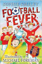 Football Fever (Bobby/Charlton), New, Sophie Smiley Book