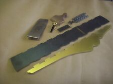"""Norris type brass and steel dovetail 21"""" joiner plane kit reproduction"""