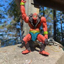 Masters of the Universe 2003 BEAST MAN He-Man McDonalds MOTU Figure