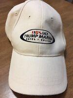 VINTAGE Trump Marina Hotel & Casino Hat / Baseball Cap BRAND NEW
