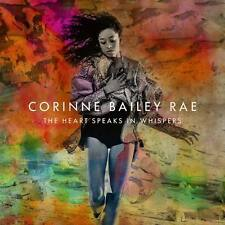 Corinne Bailey Rae the Heart autismo en Whispers CD 2016 * New