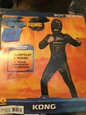 NEW Rubie's Godzilla Vs King  Kong Deluxe Costume M 8-10 Medium  Monsterverse