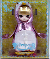 "Jun Planning Groove LD-517 LITTLE DAL PENPEN Doll 4.5"" NIP mini pullip penguin"