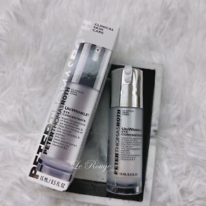 PETER THOMAS ROTH Un-Wrinkle Eye Concentrate 15ml/0.5oz New fresh cream serum