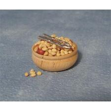 12th Scale Nuts and Cracker With Bowl for Dolls House From Streets Ahead