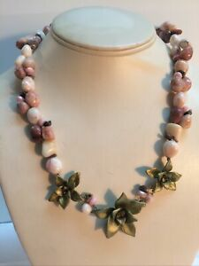 Michael Michaud Desert Rose Necklace