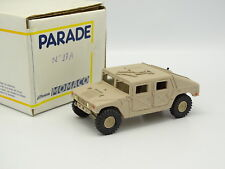 Parade Militaire Armée SB 1/50 - Hummer Humvee US Army
