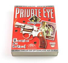 Private Eye - Philip Marlowe Adventure - PC CD-ROM - Deutsch - Big Box Eurobox