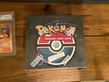 Pokemon 1st Edition Team Rocket Booster Box WOTC (Factory Sealed)